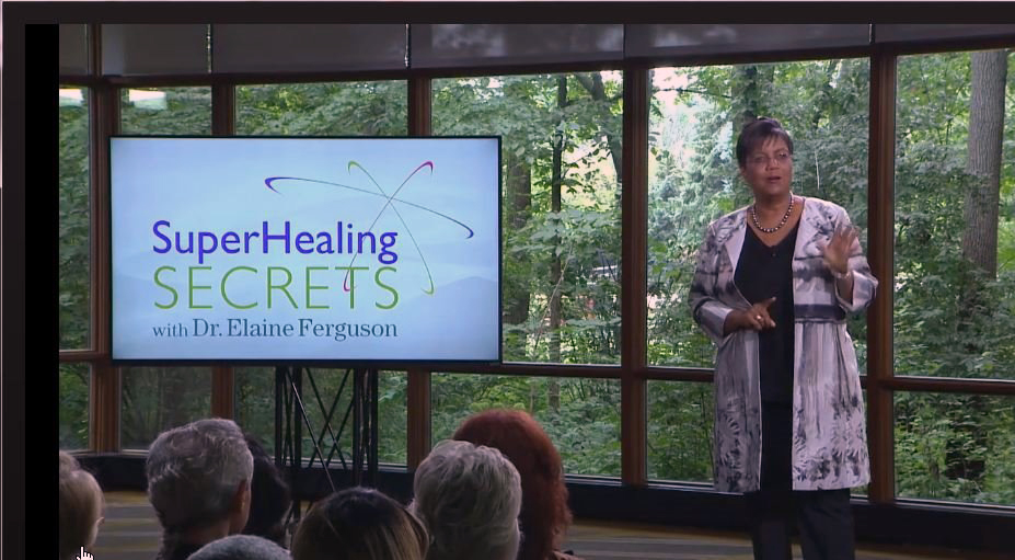 SuperHealing Secrets Broadcast Dates and Times