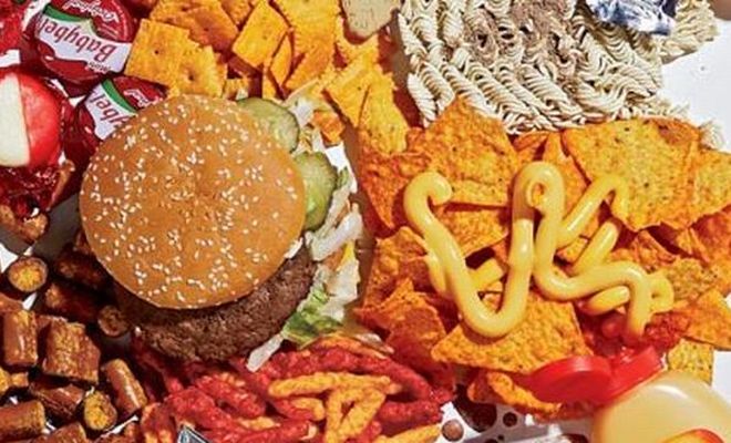 Junk Food May Increase Depression Risk