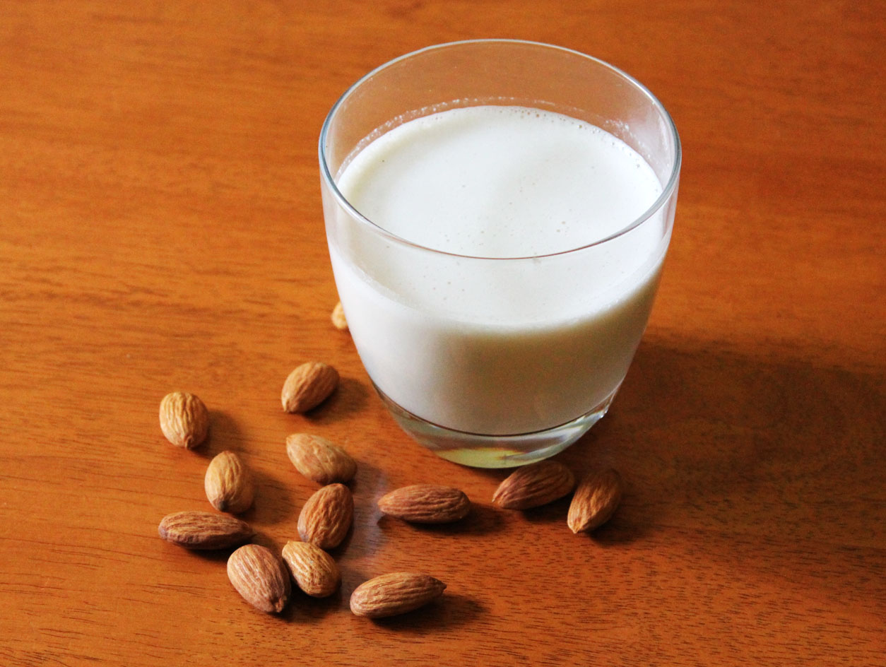 Commercial Almond Milk Exposed: It's A Fake Beverage