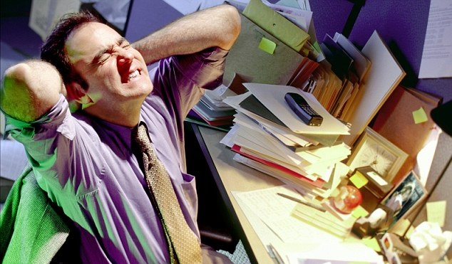 High Stress Jobs May Increase Risk for Stroke