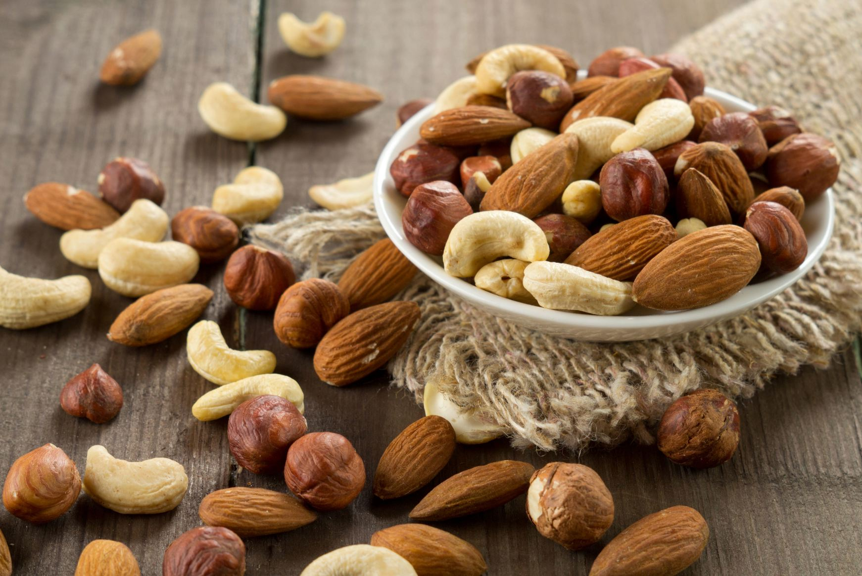 Tree Nuts May Reduce Risk of Heart Disease