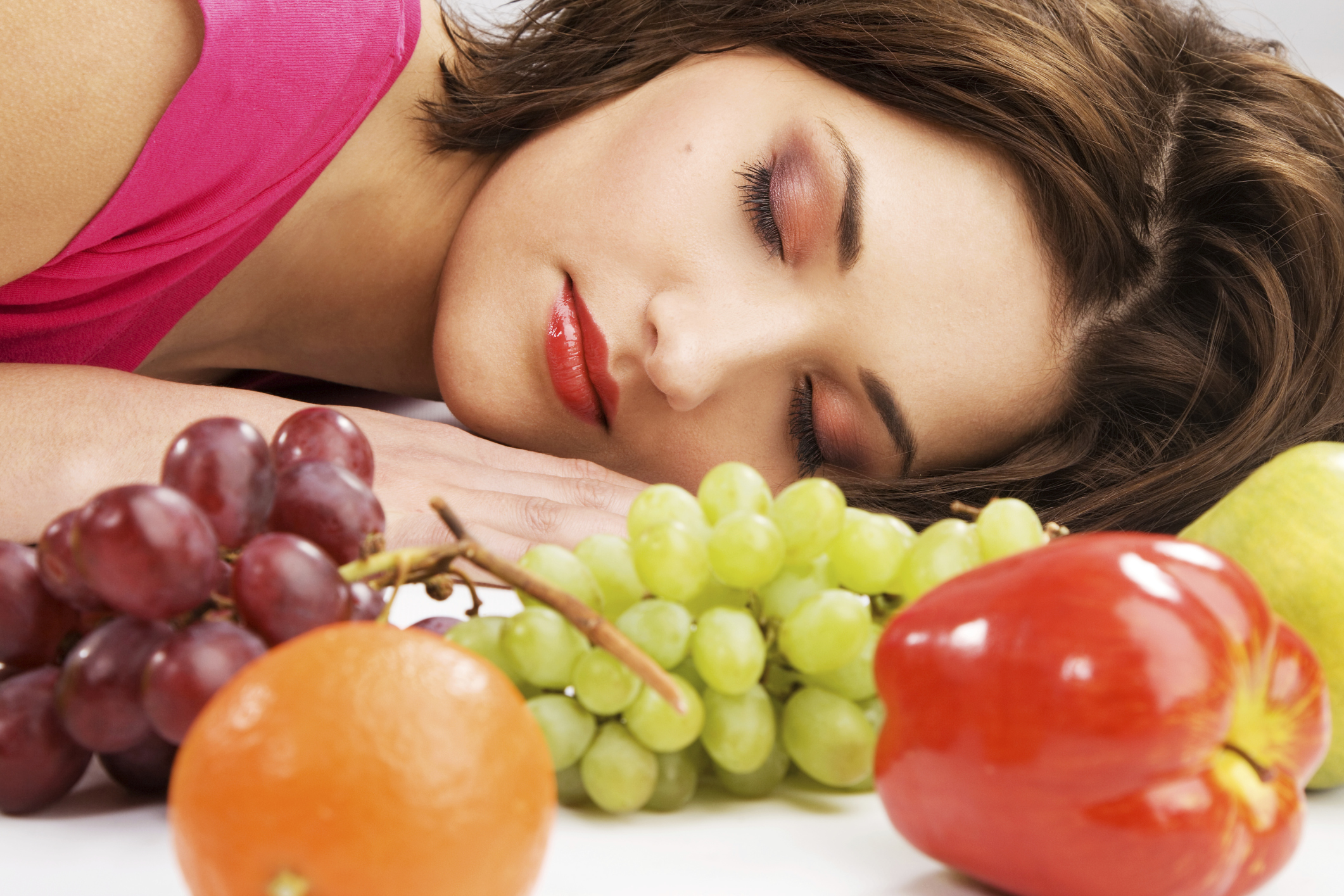 Does What You Eat Influence How You Sleep?