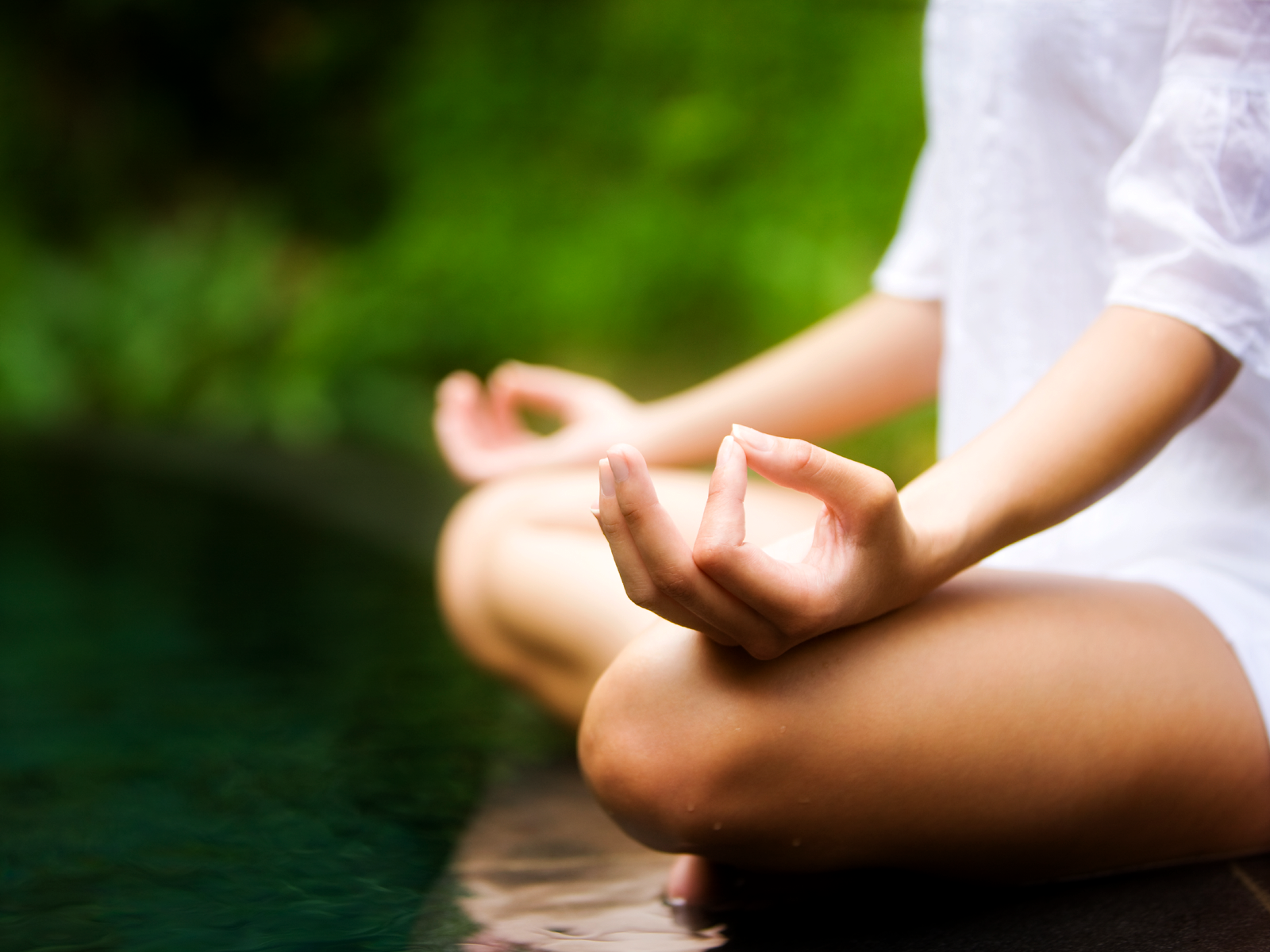 Brain Changes Explain How Meditation Improves Health