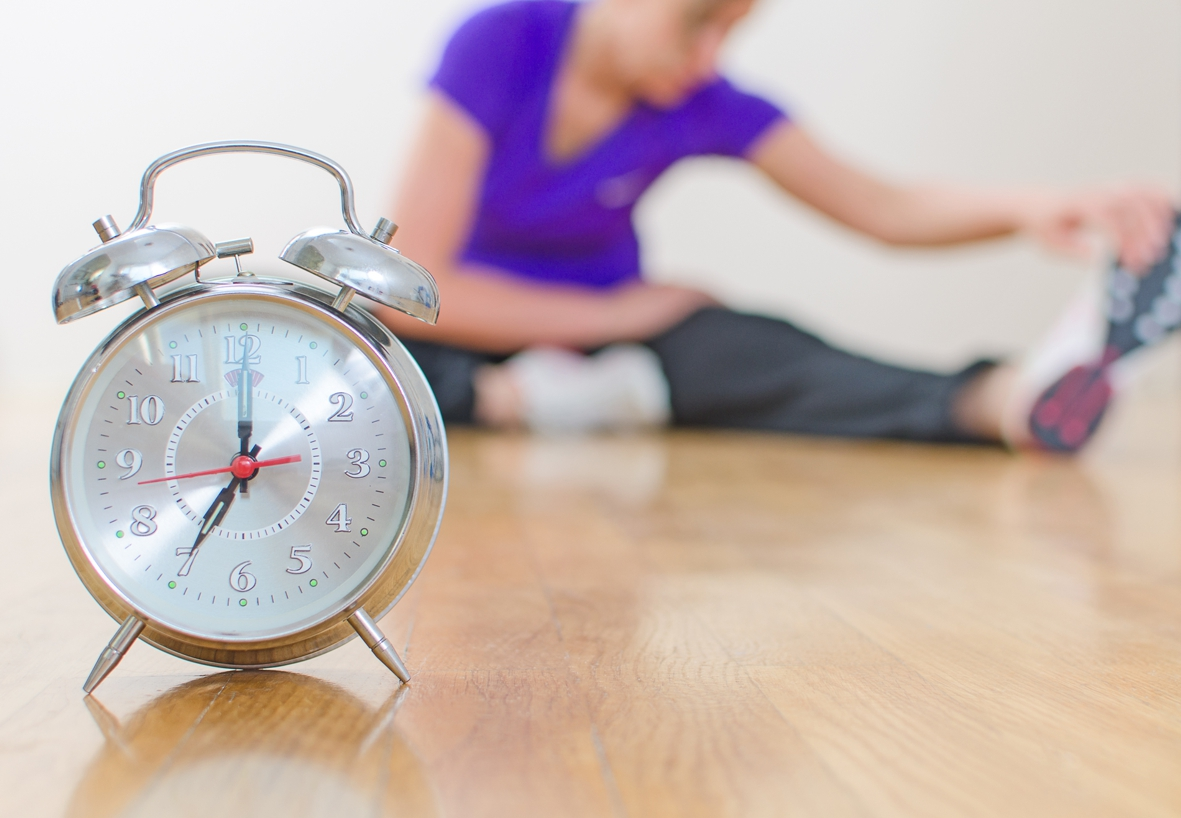 Short on Exercise Time? Think Again!