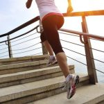Researchers find brief, intense stair climbing is a practical way to boost fitness