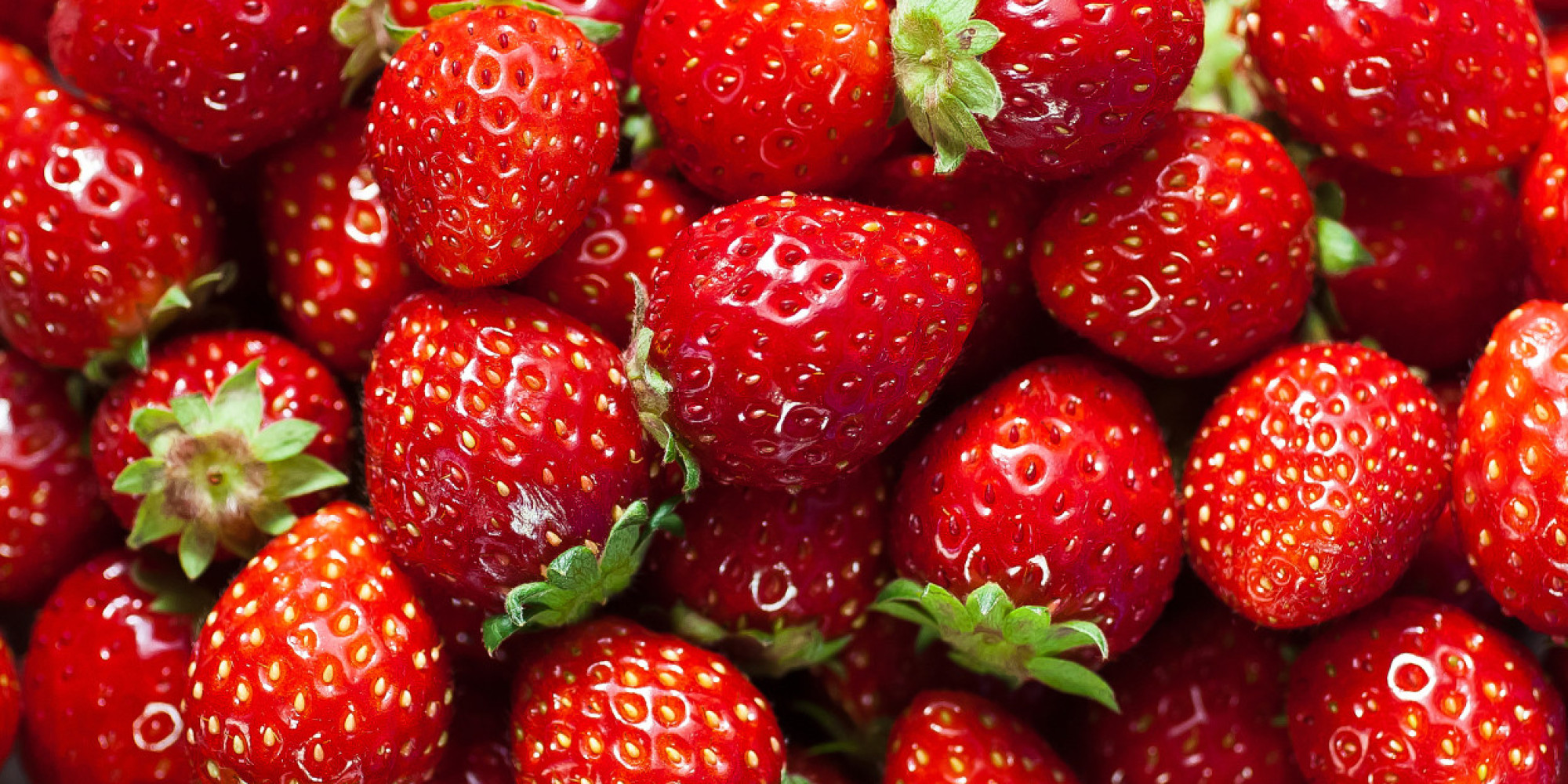 Pesticides + Poison Gases = Cheap, Year-Round  Strawberries