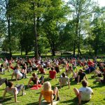 Outdoor Exercise Decreases the Risk of Death in Comparison to Air Pollution Damage